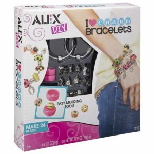 Alex toys Diy charm bracelets for girls