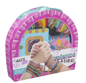 ALEX DIY Friends Forever Toys Games for girls