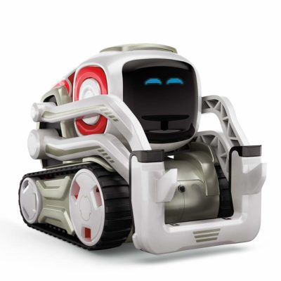 This is an image of an educational robot named Cozmo by Anki.