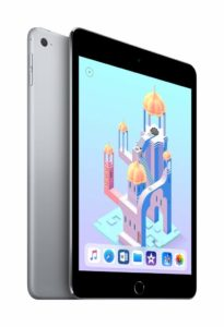 Apple iPad mini 4 grey Color