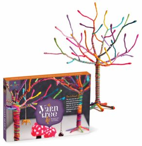 Craft kit jewelry organizer for kids