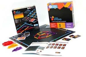 Creative fun math board game STEM toy for girls and boys