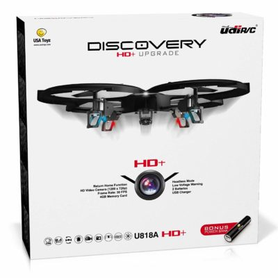 Remote Control Drone with Camera have a quadrecopter