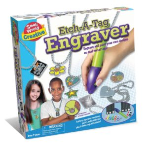 Engraver Craft kit for kids