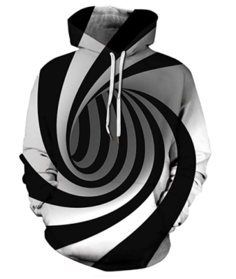 This is an image of a hoodie 3D print.