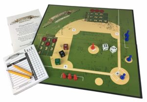 Grandma Smiley's baseballl board game for kids