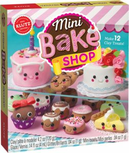 Klutz mini bake shop designed for kids