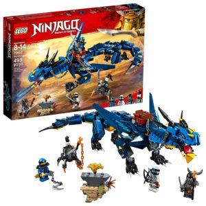 LEGO NINJAGO Masters of Spinjitzu set for kids