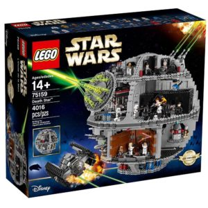 LEGO Star Wars Death star building set