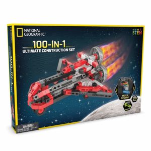 National Geograhpic Ultimate construction engineering set designed for kids