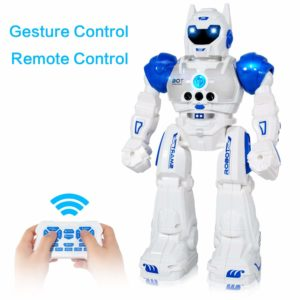Remote control robot designed for kids