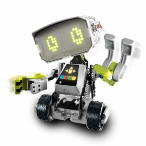 Robotic Interactive Toy with Artificial Intelligence for kids