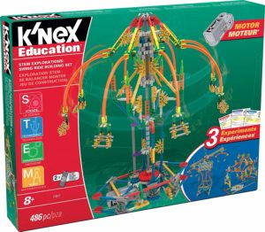 STEM Explorations: Swing Ride Building Set for kids