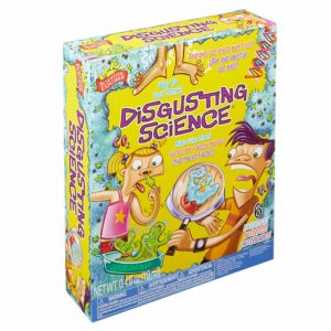 Scientific explorer disgusting kit about learning the parts of the body