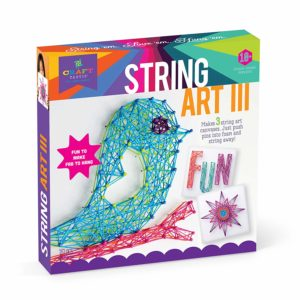 string Art Craft kit for kids