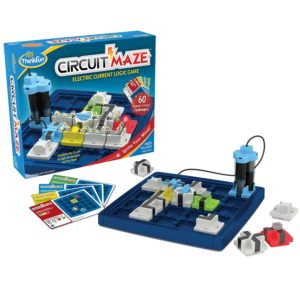 Thinkfun Circuit maze electric current logic game and stem toy for kids
