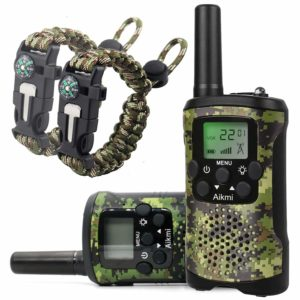 Walkie talkies designed for kids