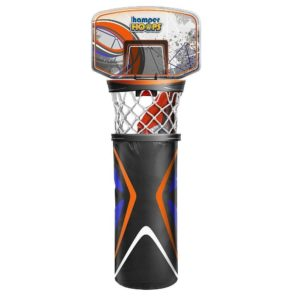Wham-O Hamper Hoops it's a basketball game for kids and adults