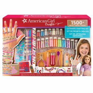Ultimate crafting set kit for girls