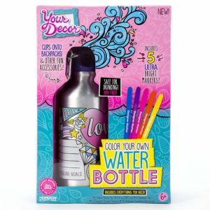 Wate bottle kit for girls