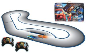 wheels AI intelligent with 2 cars and remote control race system kit