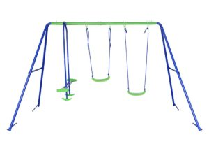 basic swings with seesaw swing