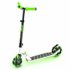 green scooter for kids