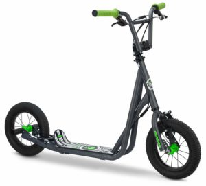mongoose expo scooter with air filled tires