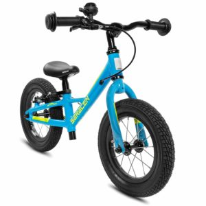 16 inch balance bike with bell and brakes