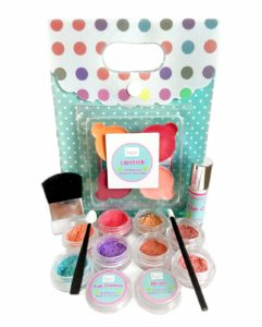 this is an image of a makeup kit for teens
