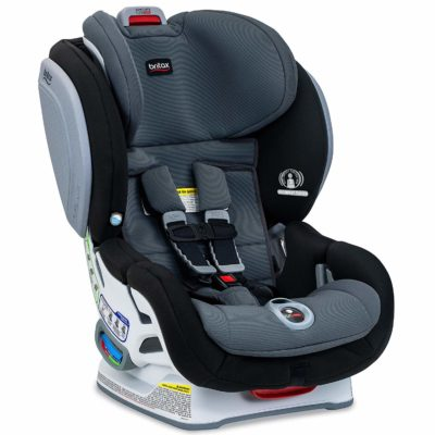 This is an image of a Advocate ClickTight Otto car sear by Britax.