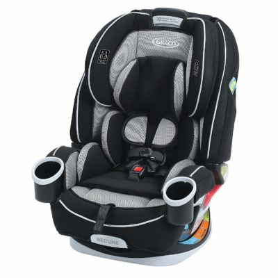 This is an image of a 4Ever Matrix car seat by Graco.