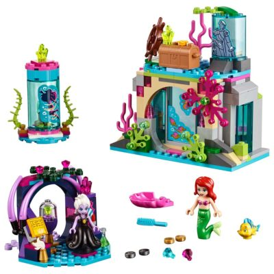 This is an image of a Disney Princess Ariel building set by LEGO.