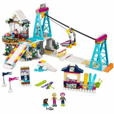 Friends Snow Resort Ski Lift construction set by LEGO.
