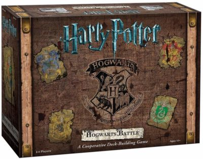 This is an image of a Harry Potter card game.