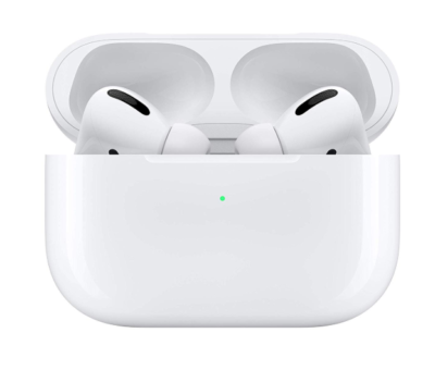 This is an image of a Airpod Pro with case by Apple