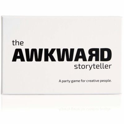 This is an image of a The Awkward Storyteller board game.