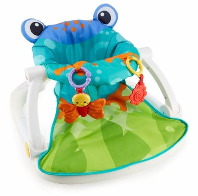 This is an image of Fisher-Price Sit-Me-Up Floor Seat [Amazon Exclusive]