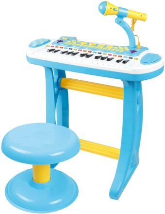 This is an image of BAOLI Children Musical Instrument Electronic Organ Toy