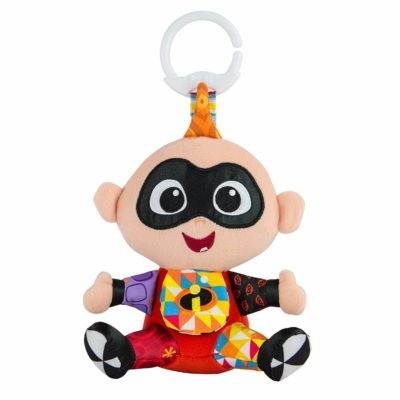This is an image of Lamaze Disney/Pixar Clip & Go Jack Jack Clip-On Stroller Toy
