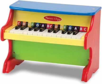 This is an image of Melissa & Doug Learn-to-Play Piano