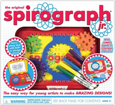 This is an image of Spirograph Jr.