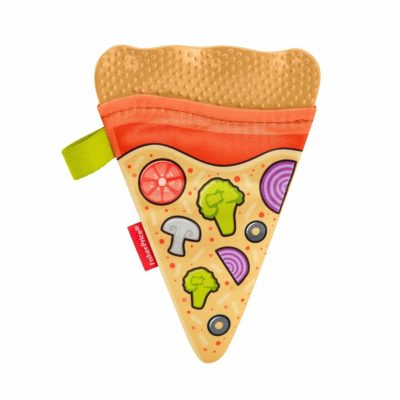 This is an image of Fisher-Price Pizza Slice Teether