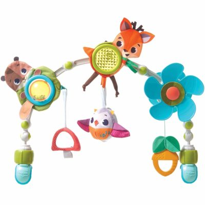 This is an image of Tiny Love Musical Nature Stroll Stroller Toy, Into The Forest