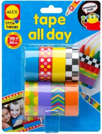 This is an image of ALEX Toys Little Hands Tape All Day