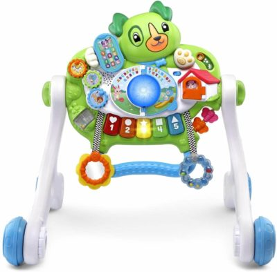 Image of LeapFrog Scout's 3-in-1 Get Up and Go Walker (Frustration Free Packaging)