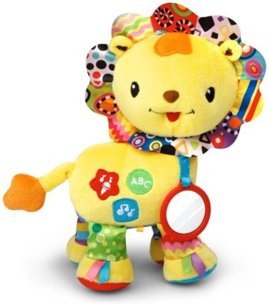 This is an image of VTech Crinkle & Roar Lion (Frustration Free Packaging)