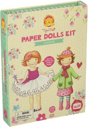 This is an image of Paper Dolls