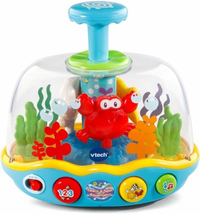 Image of VTech Aquarium Spinning Top