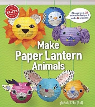 This is an image of Paper Animal Lanterns
